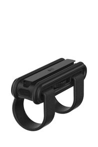 Knog PWR Frame Mount, Black, hi-res