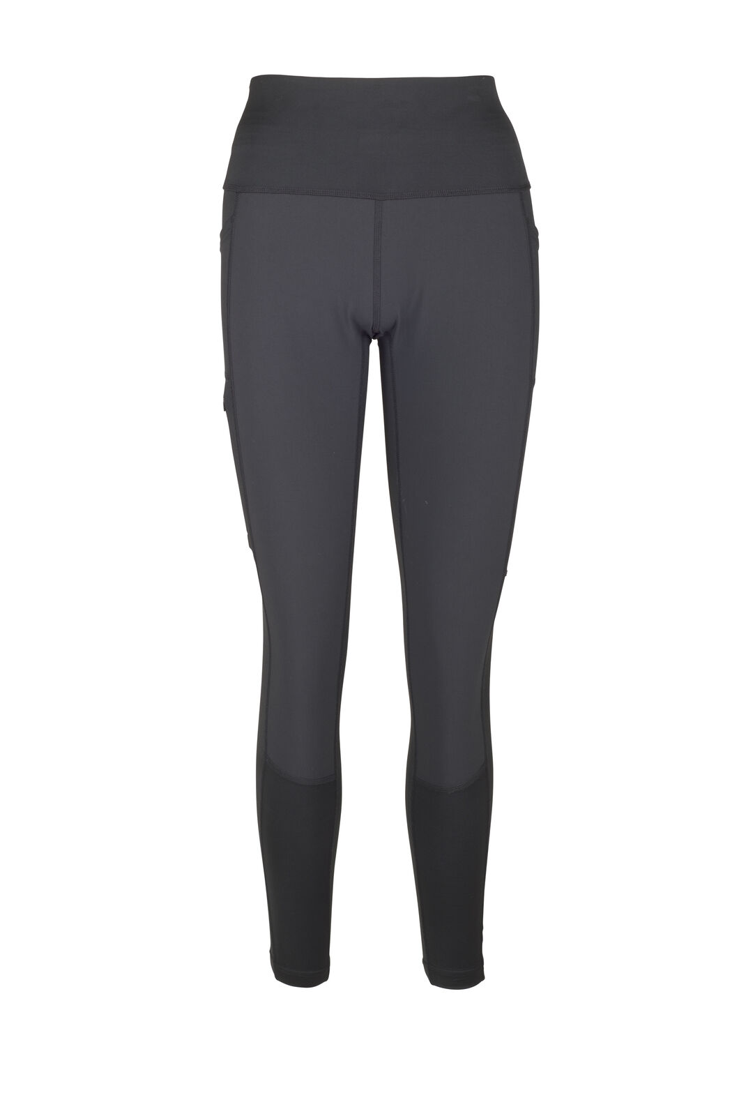 Macpac There and Back Tights — Women's, Black, hi-res