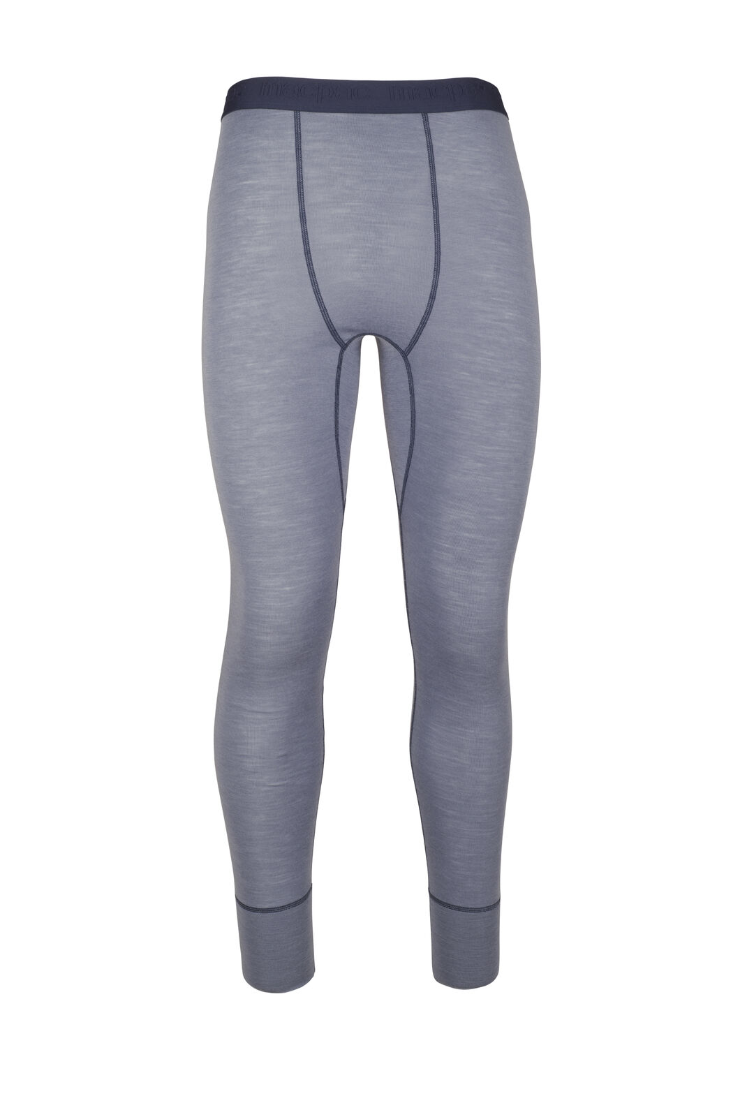 Macpac 220 Merino Long Johns - Men's, Flint Stone, hi-res