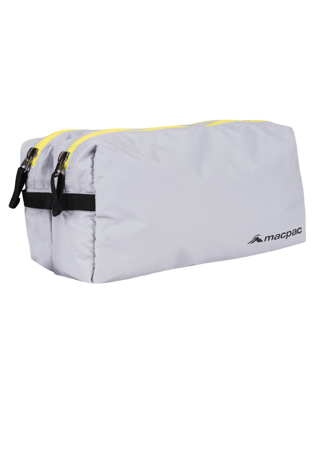 Macpac Double or Nothing Washbag, Alloy, hi-res