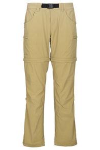 Macpac Rockover Convertible Pants — Women's, Khaki, hi-res