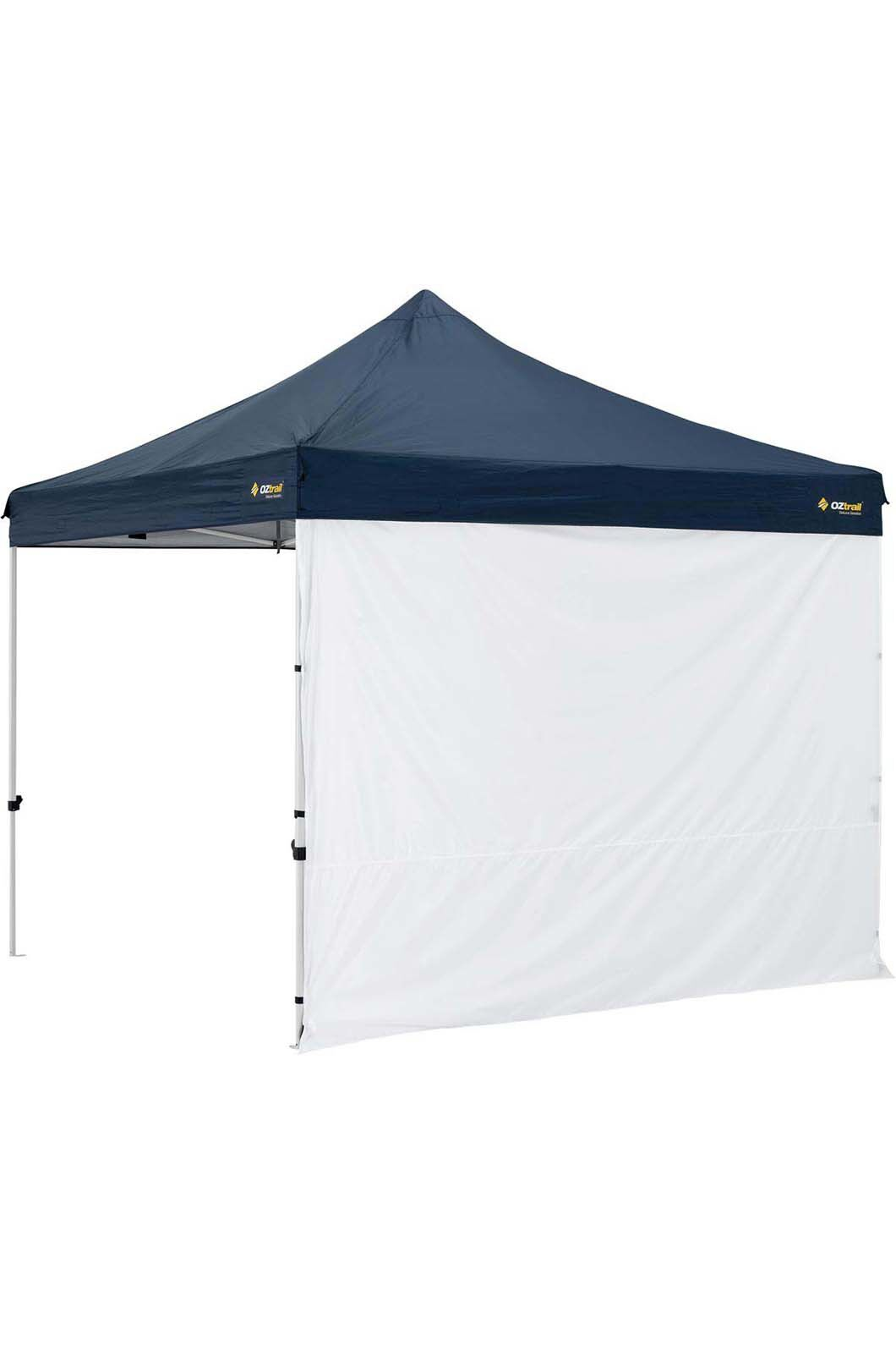 OZtrail Gazebo 3m Solid Wall Kit, None, hi-res