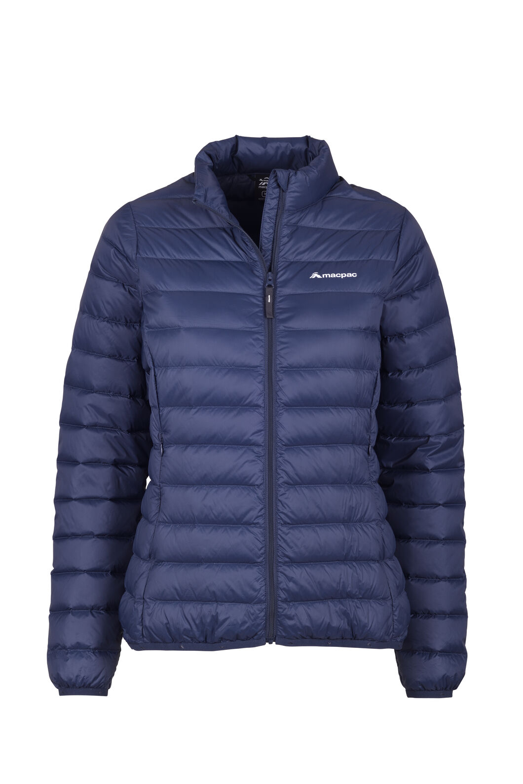 Macpac Uber Light Down Jacket - Women's, Mood Indigo, hi-res