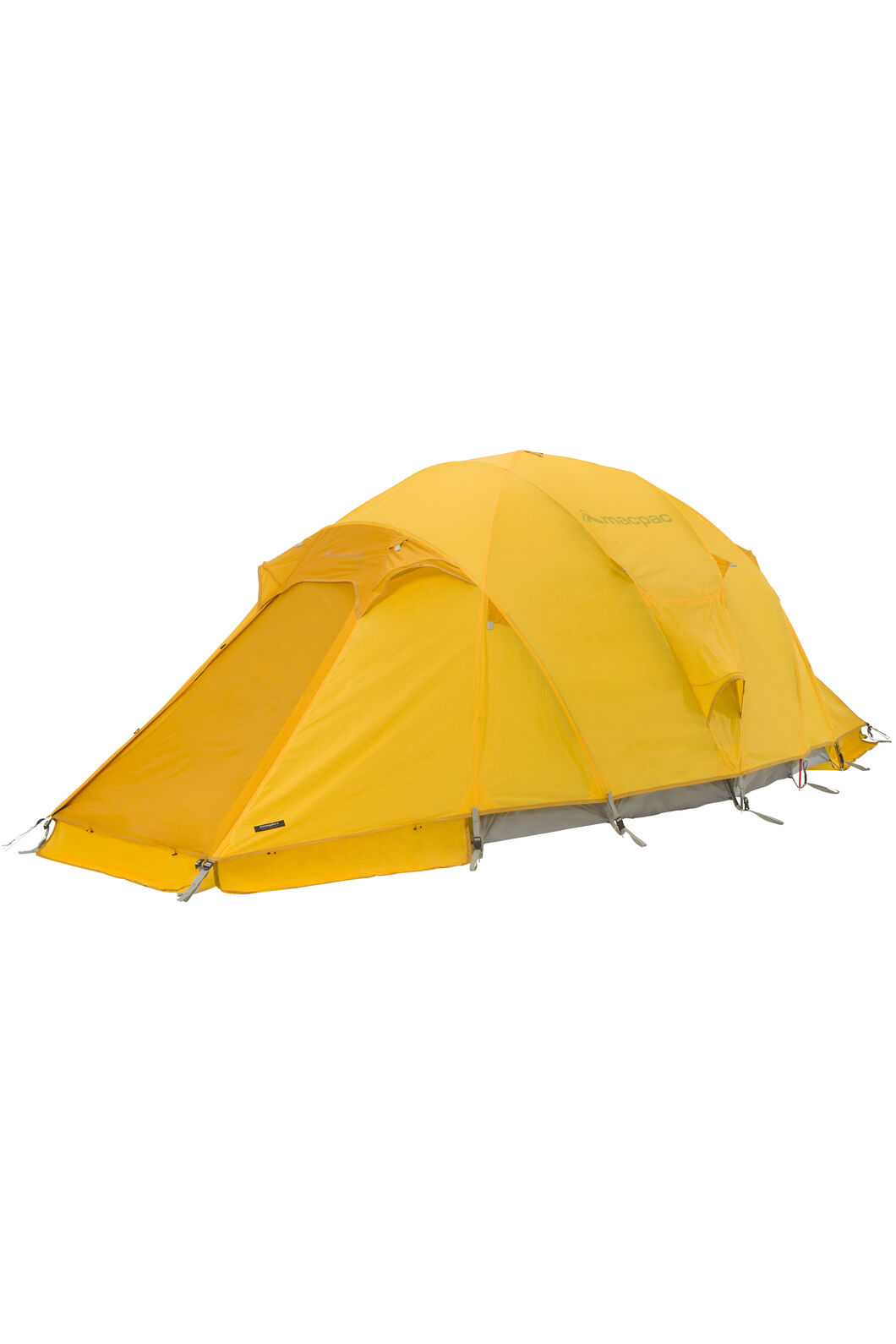 Macpac Hemisphere Alpine Tent — Four Person, Spectra Yellow, hi-res