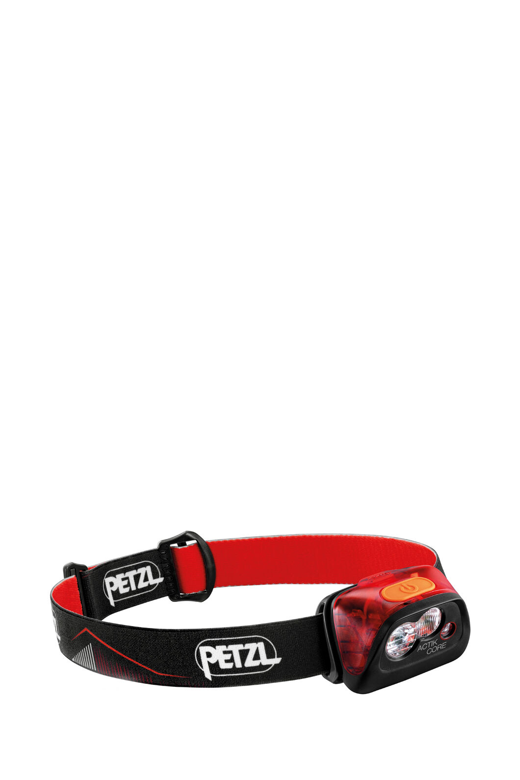 Petzl Actik Core Head Torch, Red, hi-res