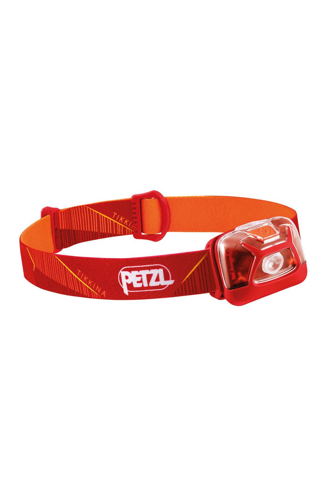 Petzl Tikkina Headlamp, Red, hi-res