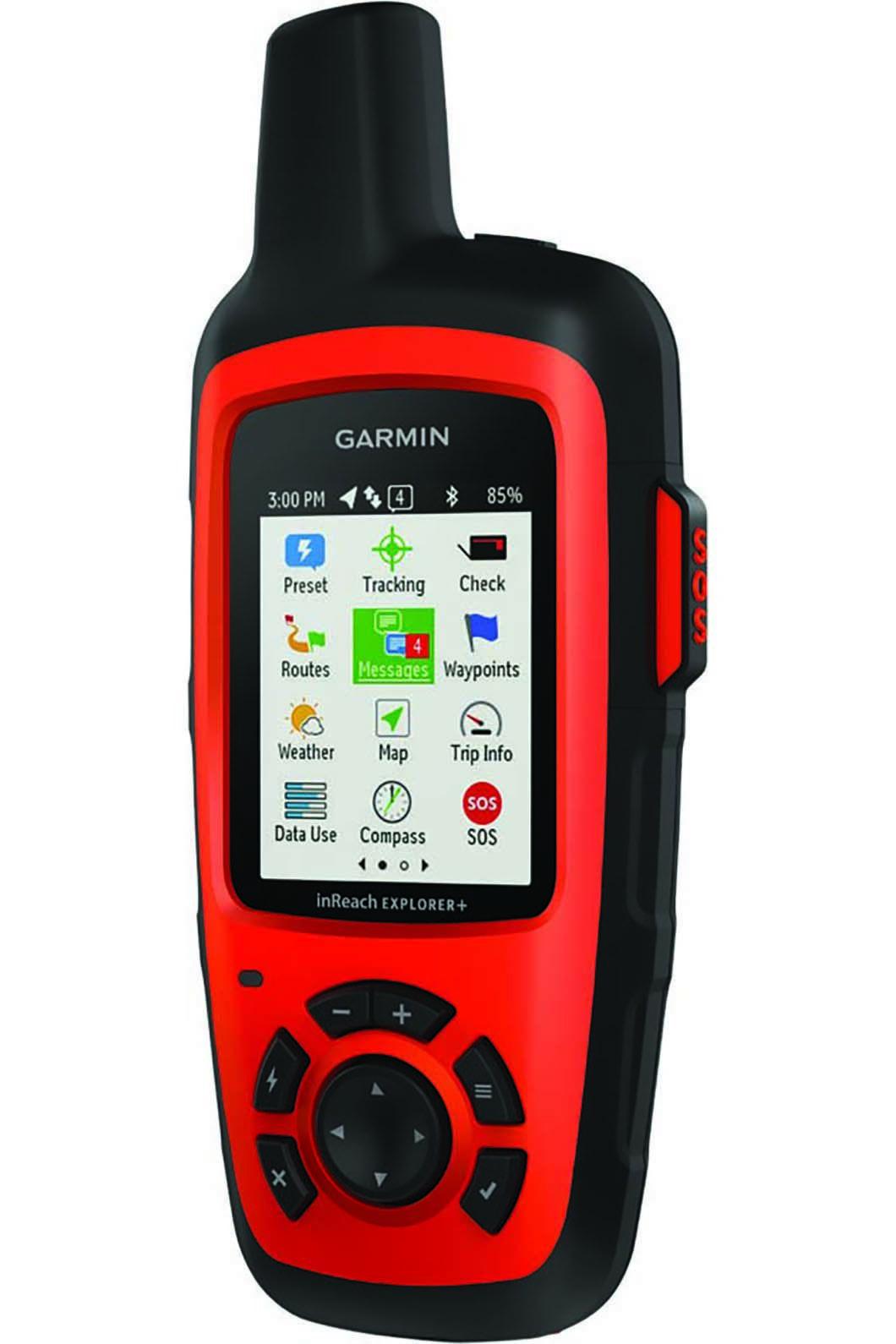 Garmin Oceania In reach Explorer GPS, None, hi-res