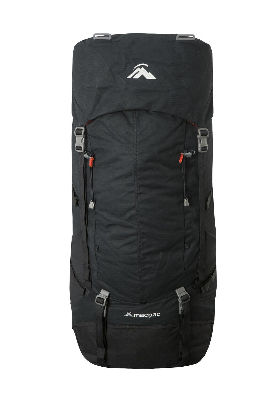 Macpac Cascade 75L AzTec® Hiking Pack, Black, hi-res