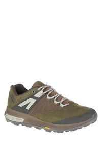 Merrell Zion GTX WP Hiking Shoes  — Men's, Dark Olive, hi-res