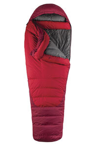 Latitude XP Goose Down 500 Sleeping Bag - Standard, Chilli, hi-res