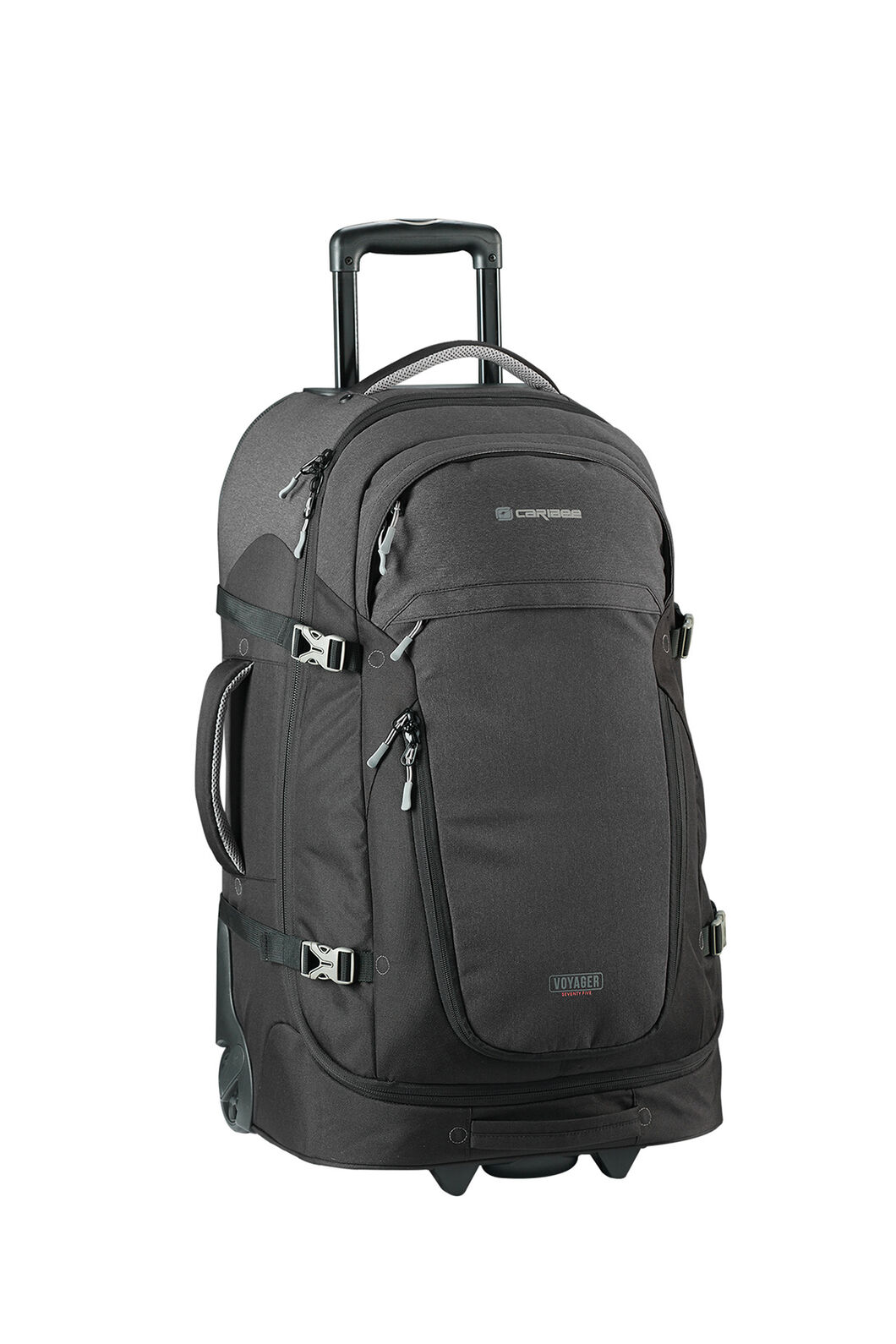 Caribee Voyager 75L Wheeled Luggage, None, hi-res