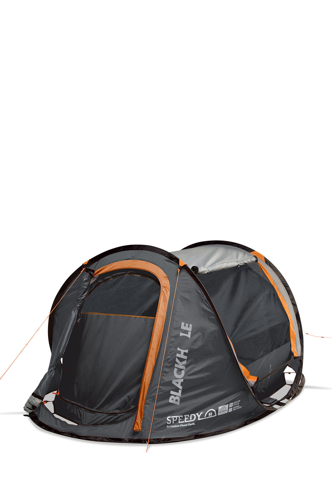 Explore Planet Earth Speedy Black Hole Pop Up Tent — 2 Person, None, hi-res