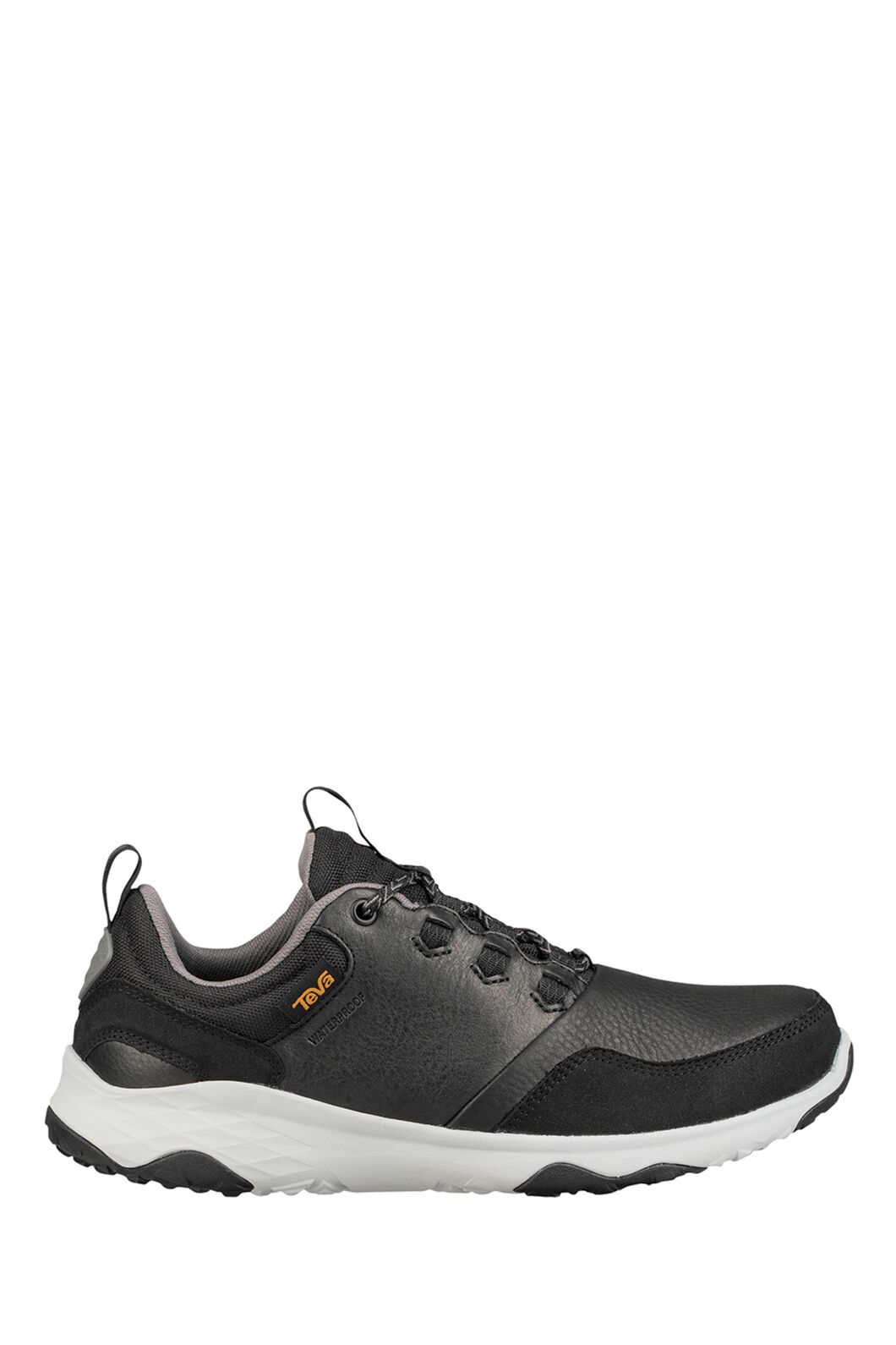 Teva Arrowood 2 Low WP Shoes — Men's, Black, hi-res