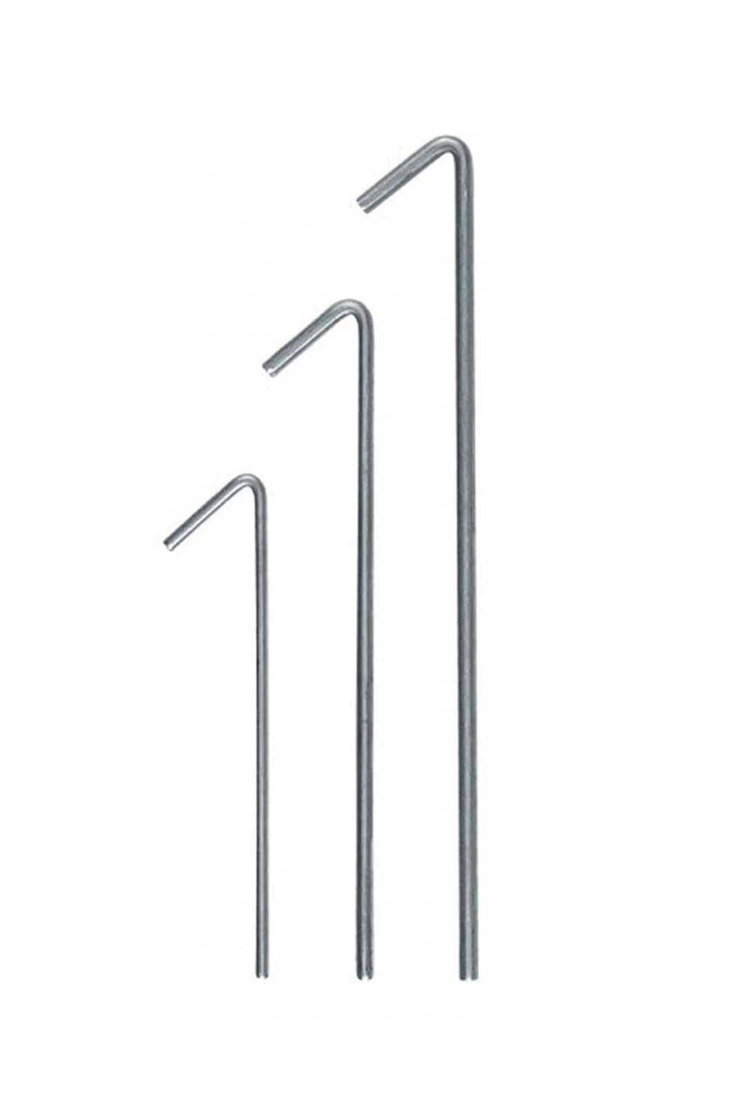 COI Leisure Galvanised 175mm x 4mm Tent Peg, None, hi-res