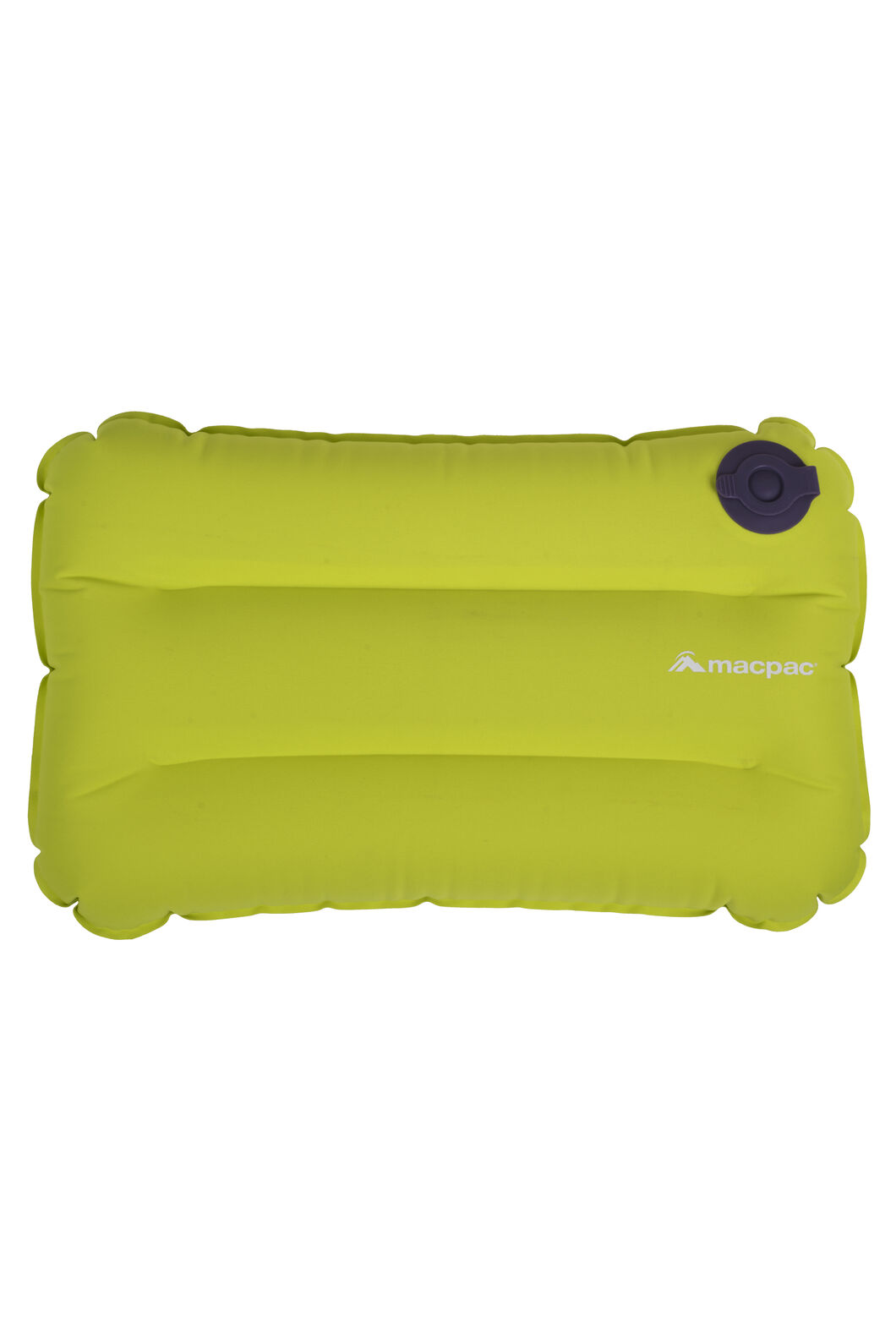 Macpac Inflatable Pillow, Green, hi-res