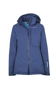 Macpac Powder Reflex™ Ski Jacket — Women's, Medieval/Ethereal Blue, hi-res