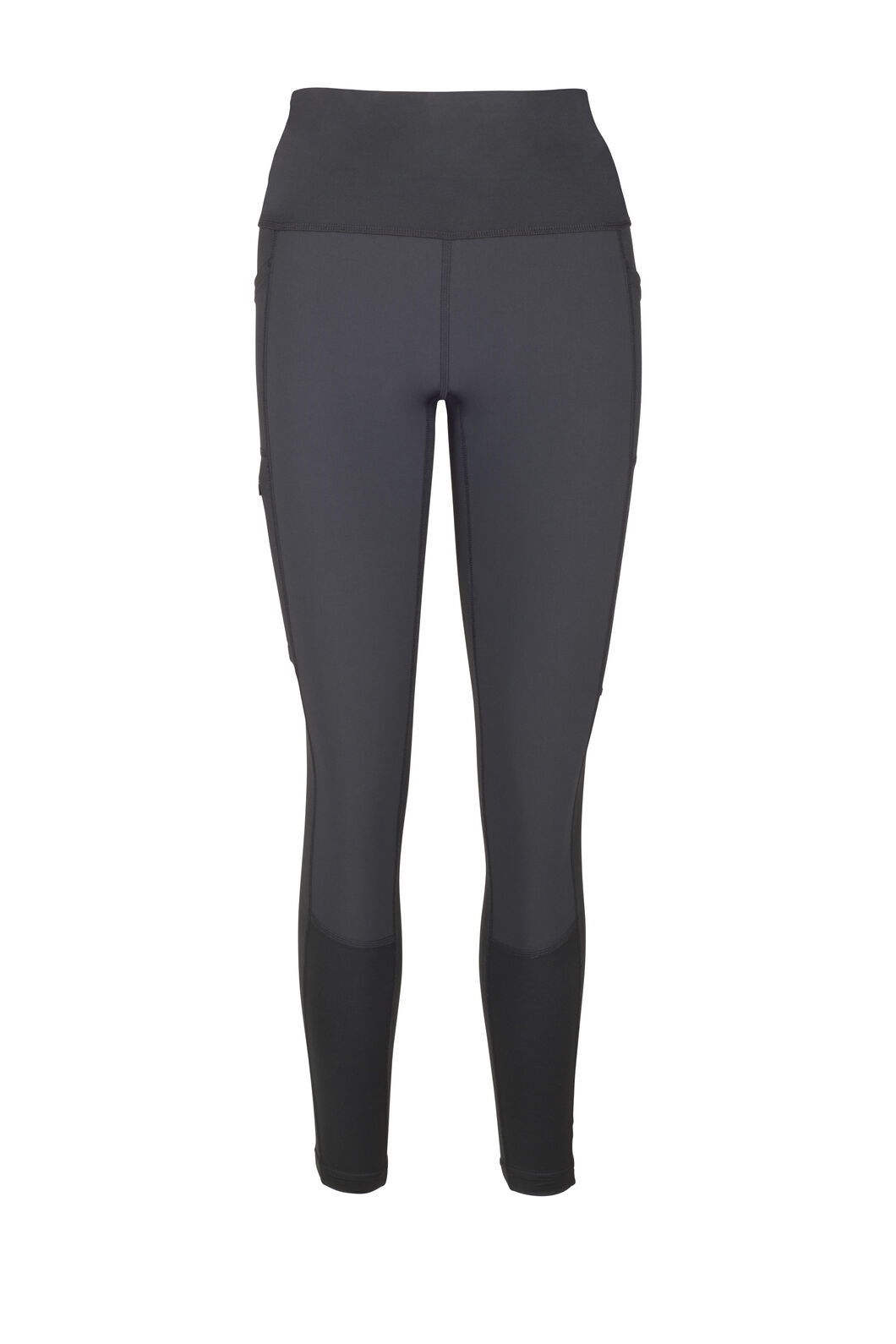 Macpac Women's There and Back Tights, Black, hi-res
