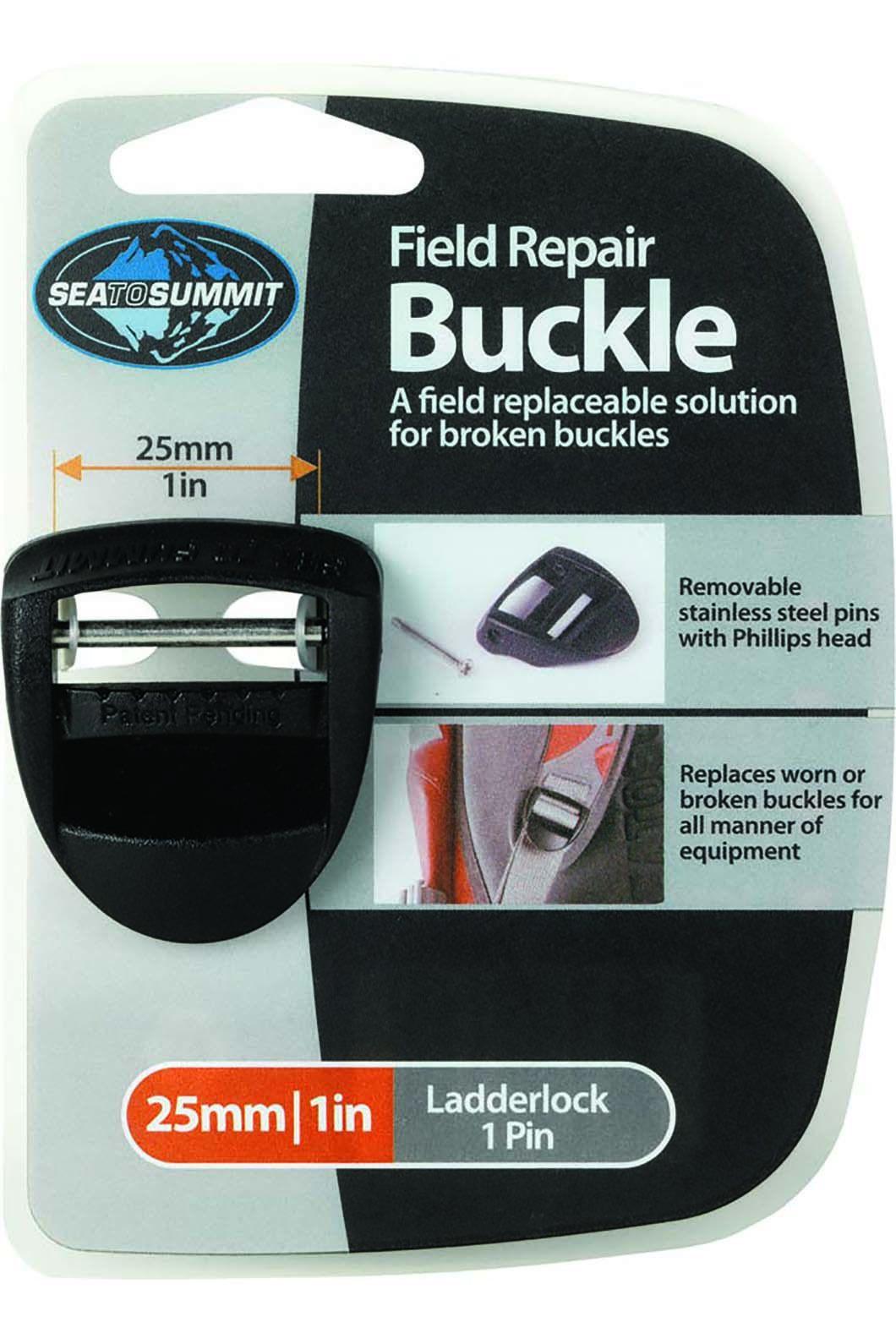 Sea to Summit Field Repair Buckle 20mm Side Release, None, hi-res