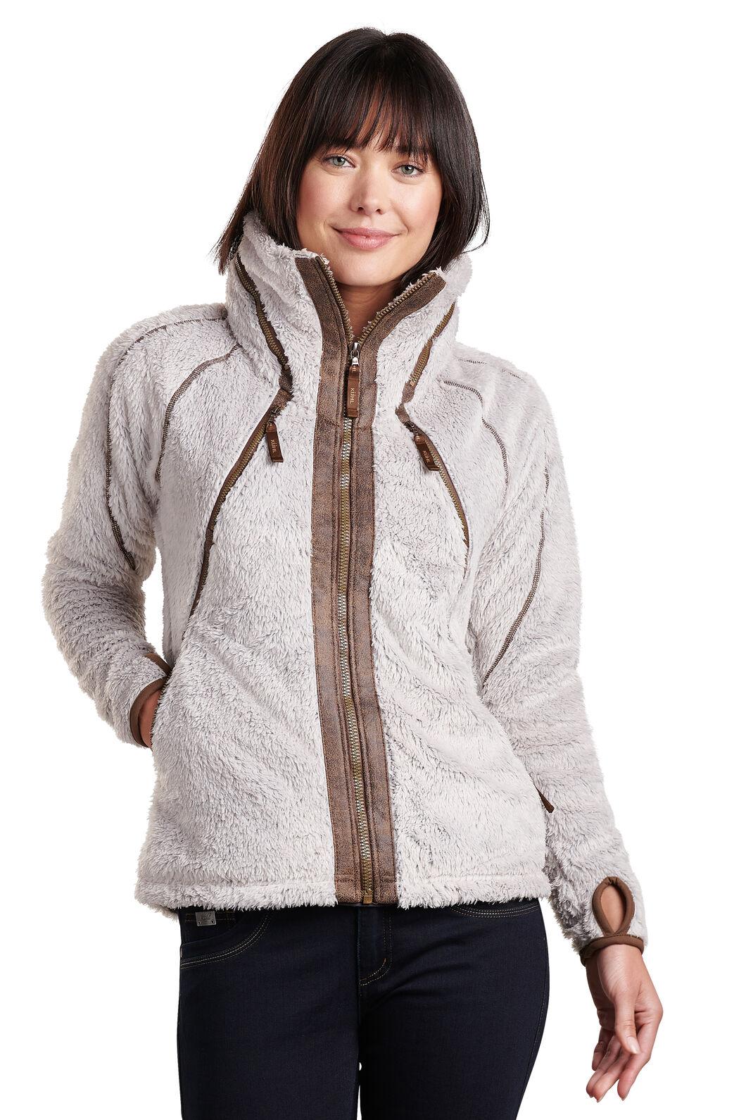 Kuhl Flight Jacket - Women's, Stone, hi-res