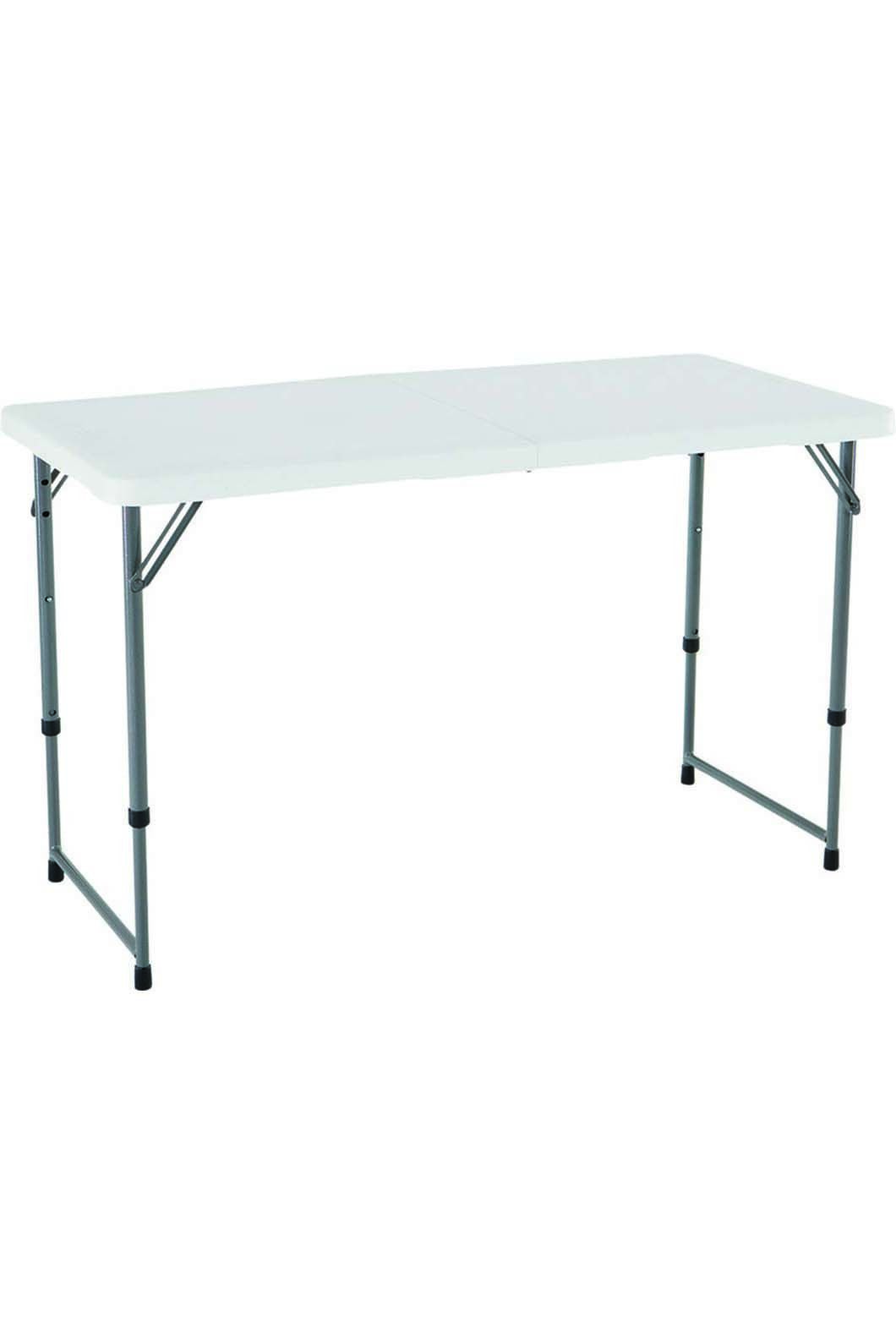Lifetime Blow Mould Folding Table1cm, None, hi-res