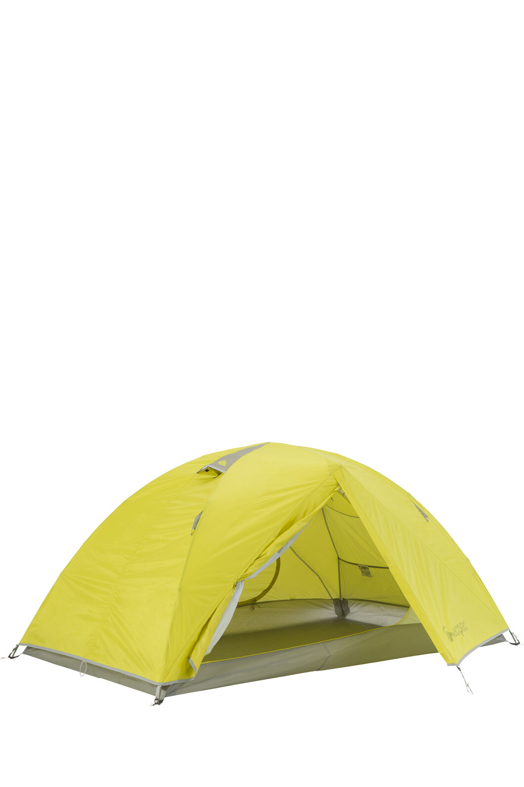 Duolight Hiking Tent — Two Person, Citronelle, hi-res