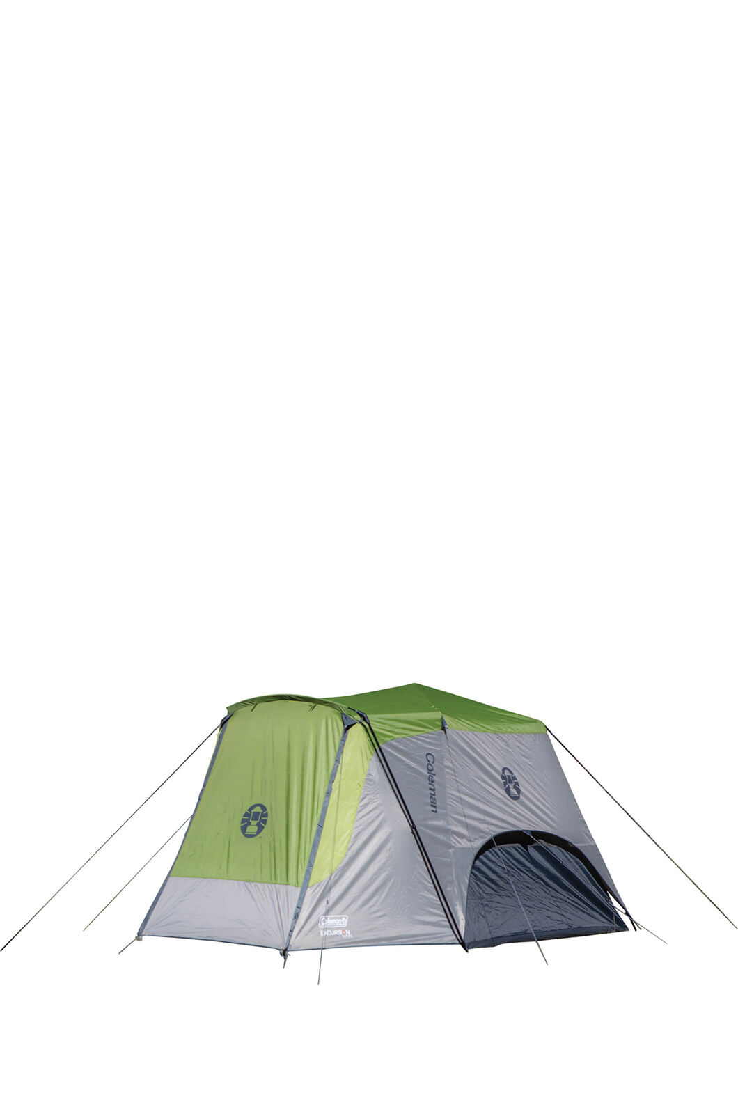 Coleman Excursion Instant Up Touring Tent — 4 People, None, hi-res