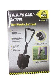 Gripwell Folding Shovel, None, hi-res