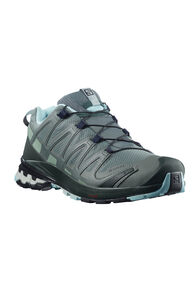 Salomon Women's XA Pro 3D V8 GTX Trail Running Shoes, Balsam Gr/Green Ga/Pastel Tur, hi-res
