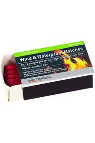 Elemental 2 Pack Waterproof Matches, None, hi-res