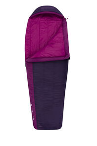 Sea to Summit Quest II Sleeping Bag - Women's Regular, Purple, hi-res