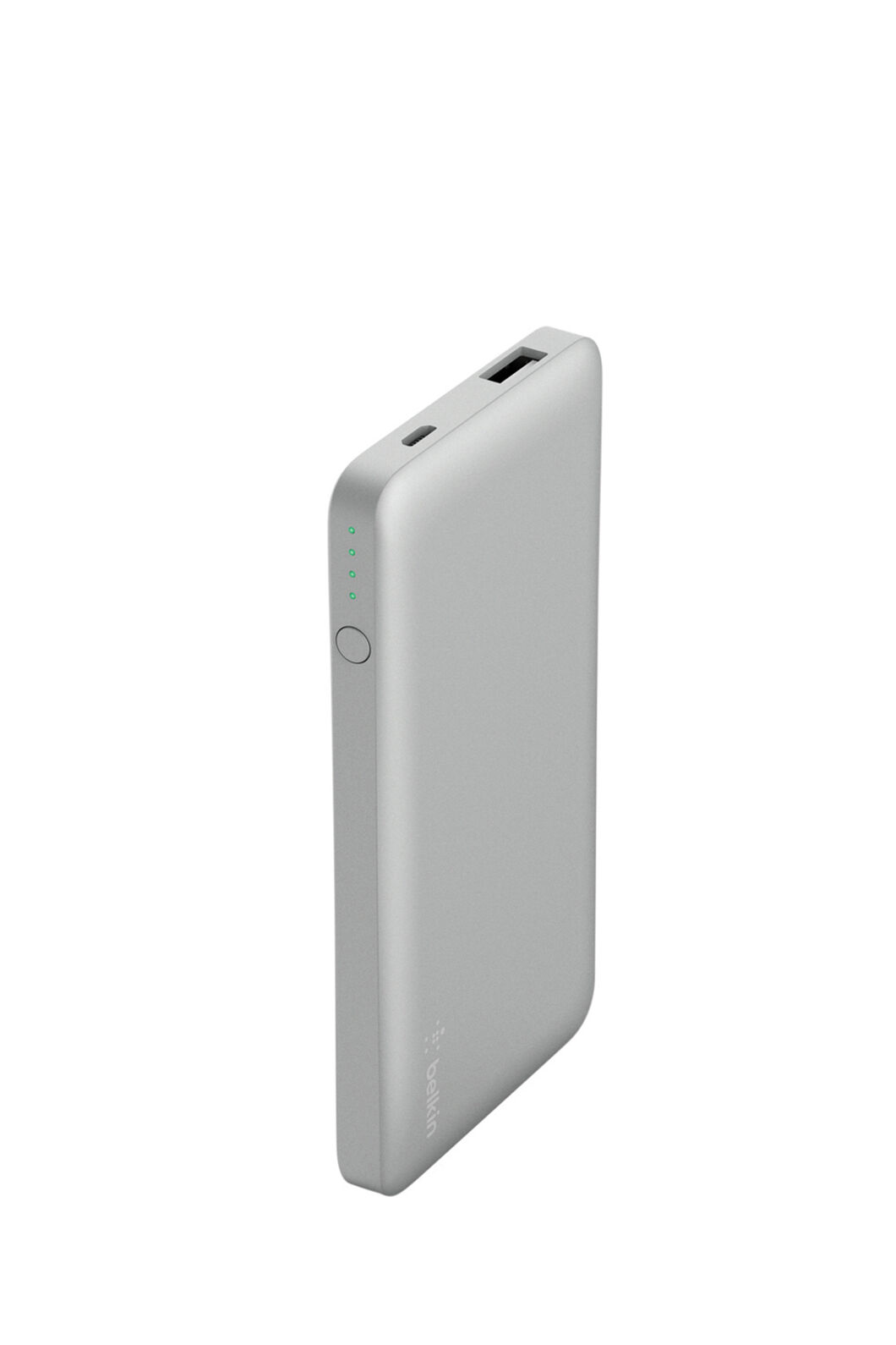 Belkin Pocket Power 5K Power Bank, Silver, hi-res