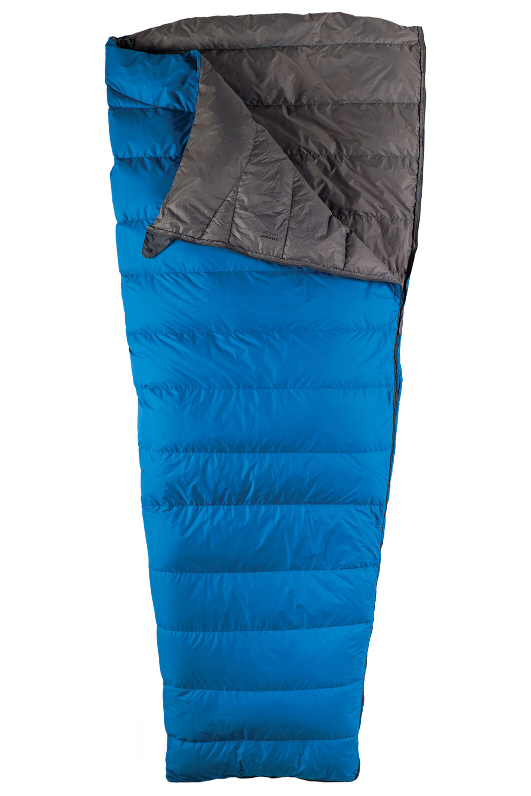 Macpac Escapade Down 150 Sleeping Bag — Standard, Classic Blue, hi-res