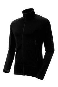 Mammut Men's Aconcagua Mid Layer Jacket, Black, hi-res