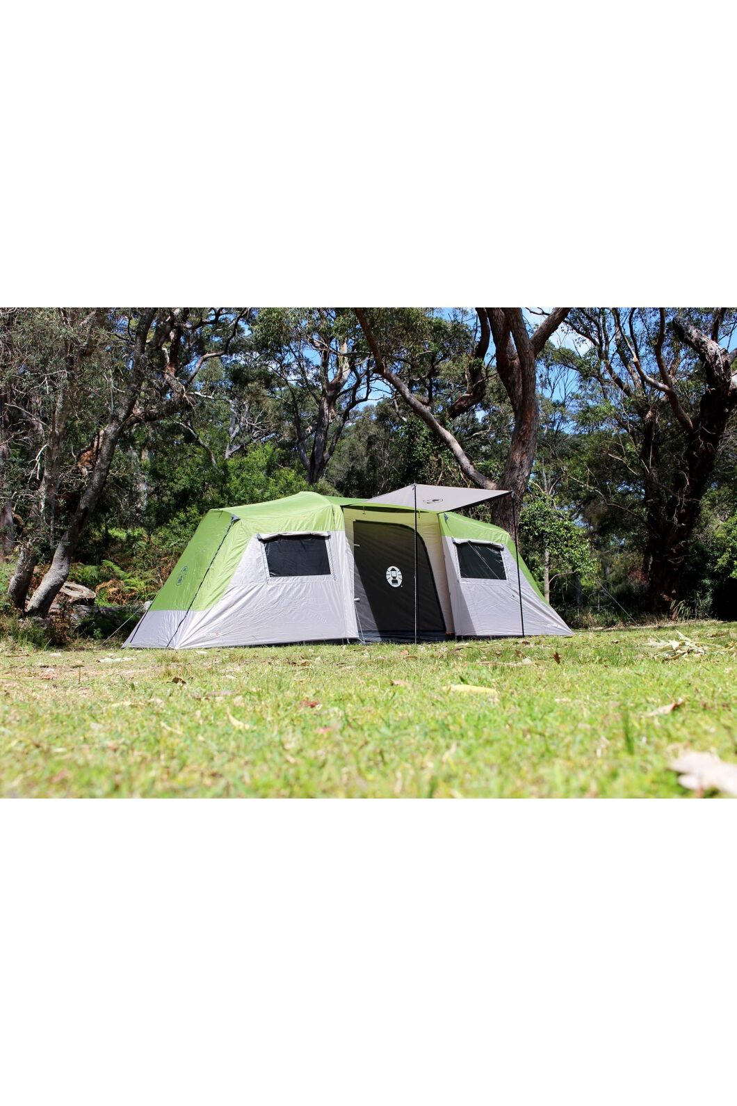 Coleman Excursion Northstar 10 Person Touring Tent, None, hi-res