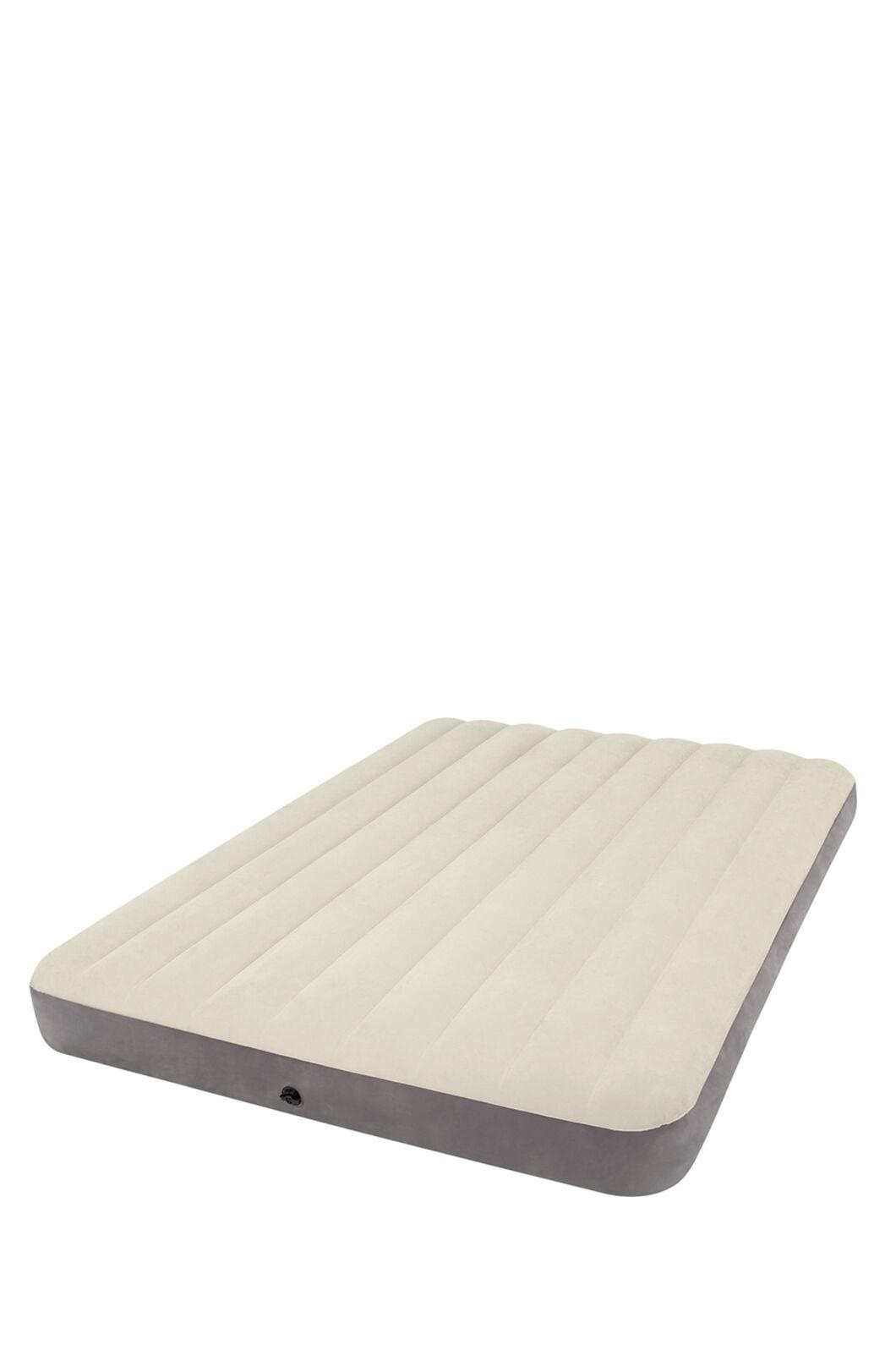 Intex Queen Deluxe Dura-Beam Air Bed, None, hi-res