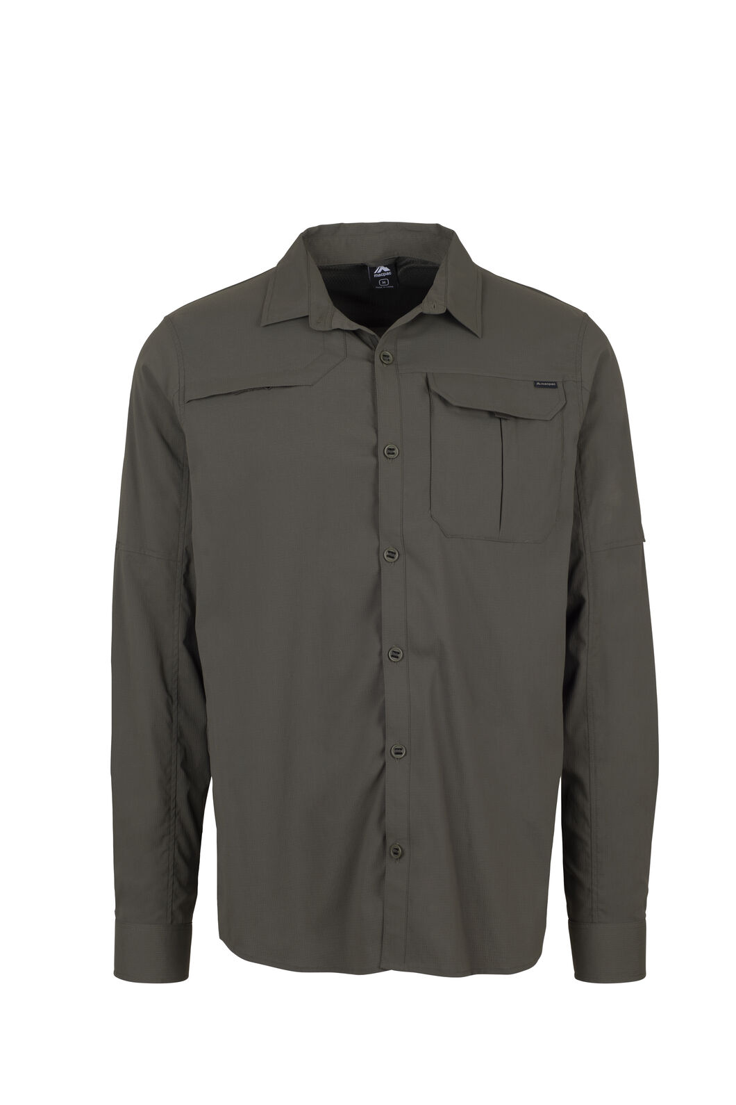 Macpac Ranger Shirt - Men's, Grape Leaf, hi-res