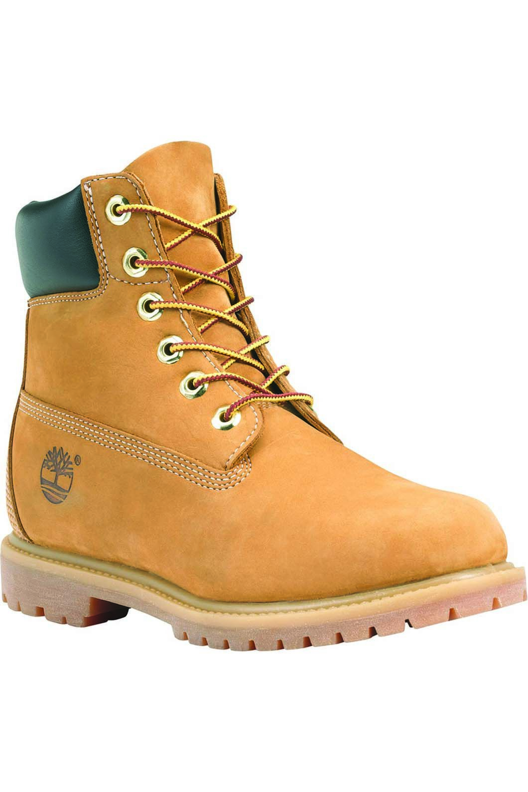 Timberland Women's Premium 6 Inch Boots Wheat, WHEAT WATERBUCK, hi-res