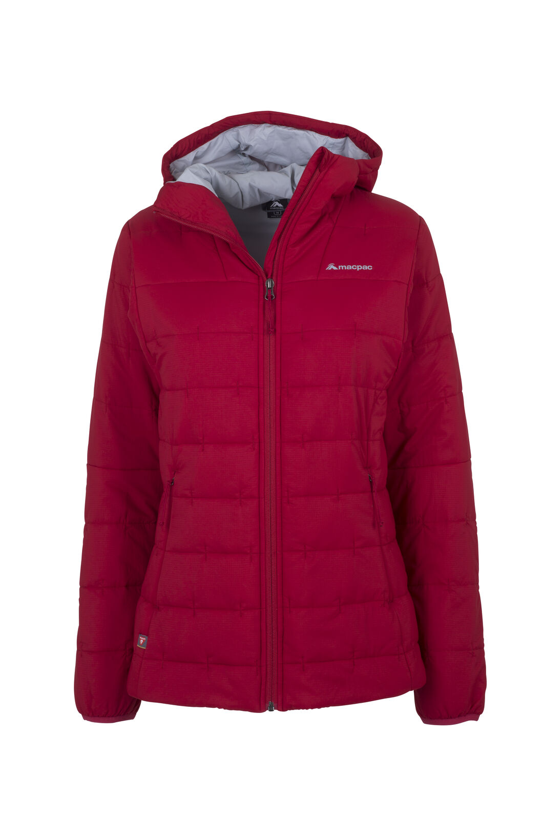 Macpac Southerly PrimaLoft® Jacket - Women's, Jester Red, hi-res