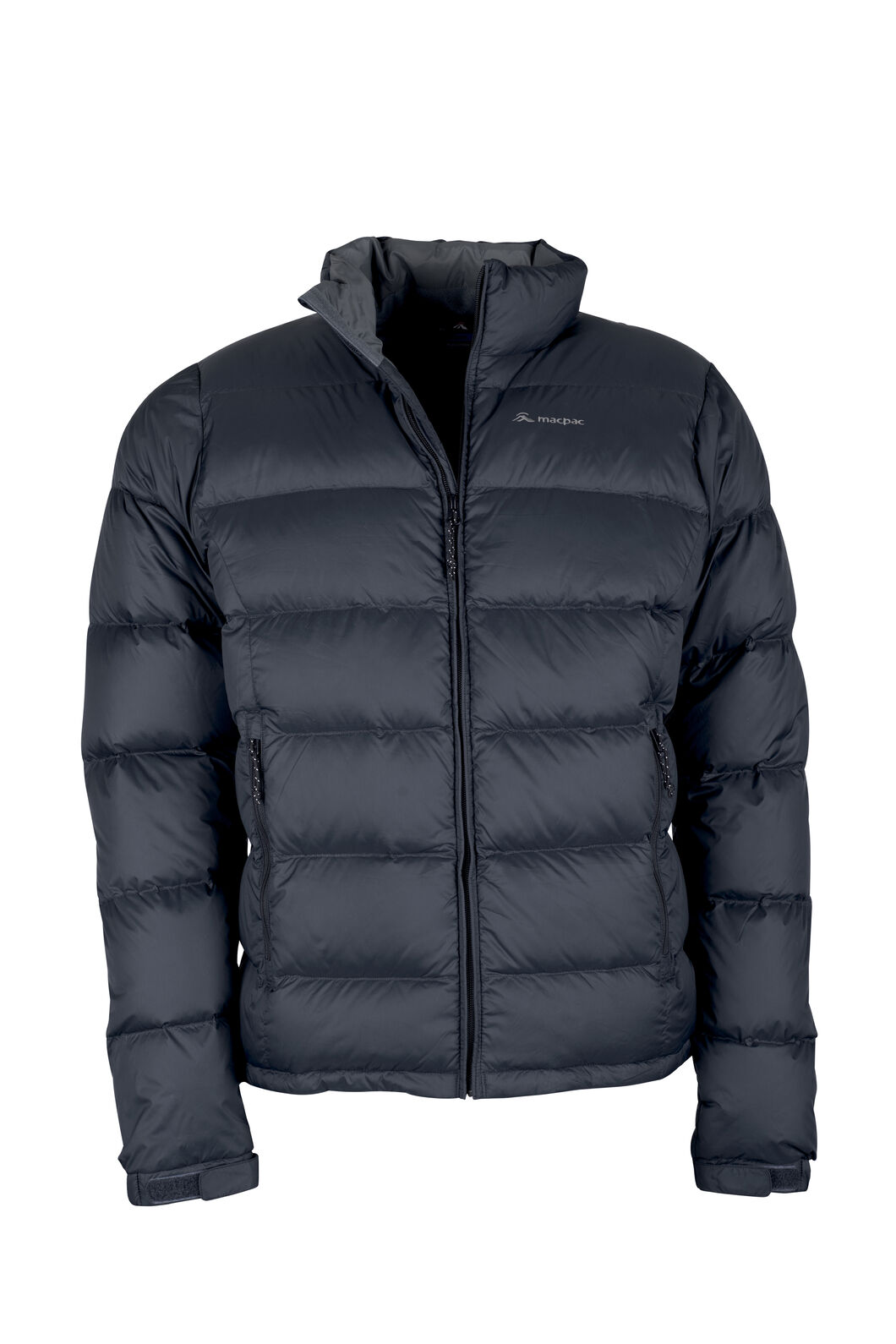 Macpac Halo Down Jacket — Men's, Black, hi-res