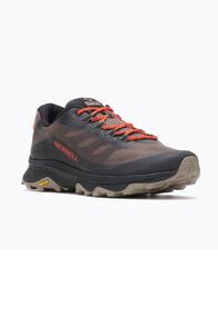 Merrell Men's Moab Speed Vent Hiking Shoes, Brindle, hi-res