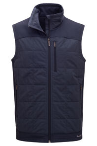 Macpac Accelerate PrimaLoft® Fleece Vest — Men's, BLUE NIGHTS, hi-res