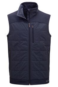 Macpac Accelerate PrimaLoft® Fleece Vest — Men's, BLUE NIGHTS, hi-res