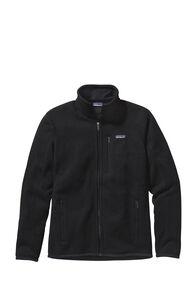 Patagonia Better Sweater Jacket — Men's, Black, hi-res