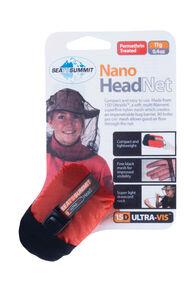 Sea to Summit Nano Permethrin Treated Mosquito Head net, None, hi-res