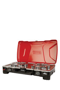 Coleman 2 Burner Hyperflame Cadet Portable Stove, None, hi-res