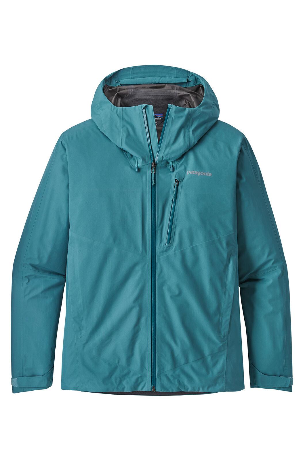 Patagonia M's Calcite Jacket, Tasmanian Teal, hi-res