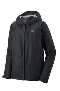 Patagonia Men's Torrentshell 3-Layer Jacket, Black, hi-res
