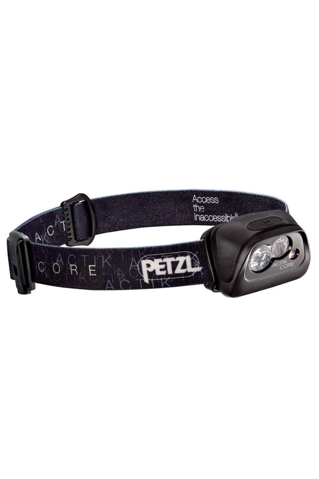 Petzl Actik Headlamp, Black, hi-res