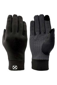 XTM Unisex Arctic Liner Gloves, Black, hi-res