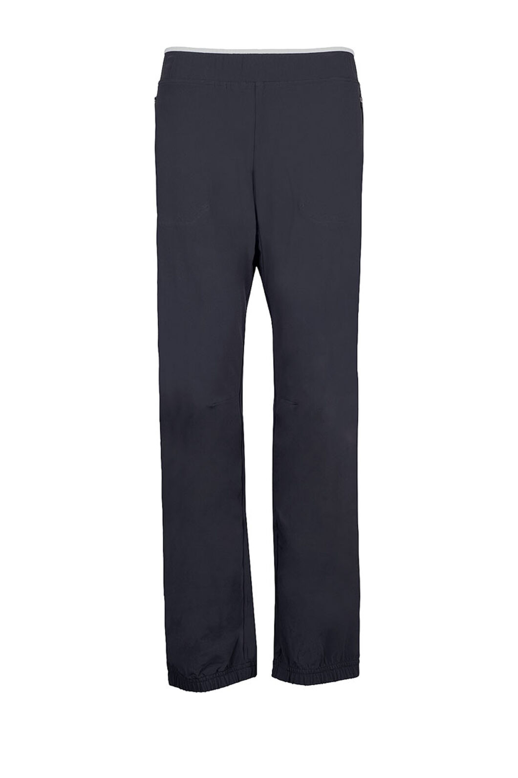 Macpac Hike Tight Pertex® Softshell Pants — Women's, Black, hi-res